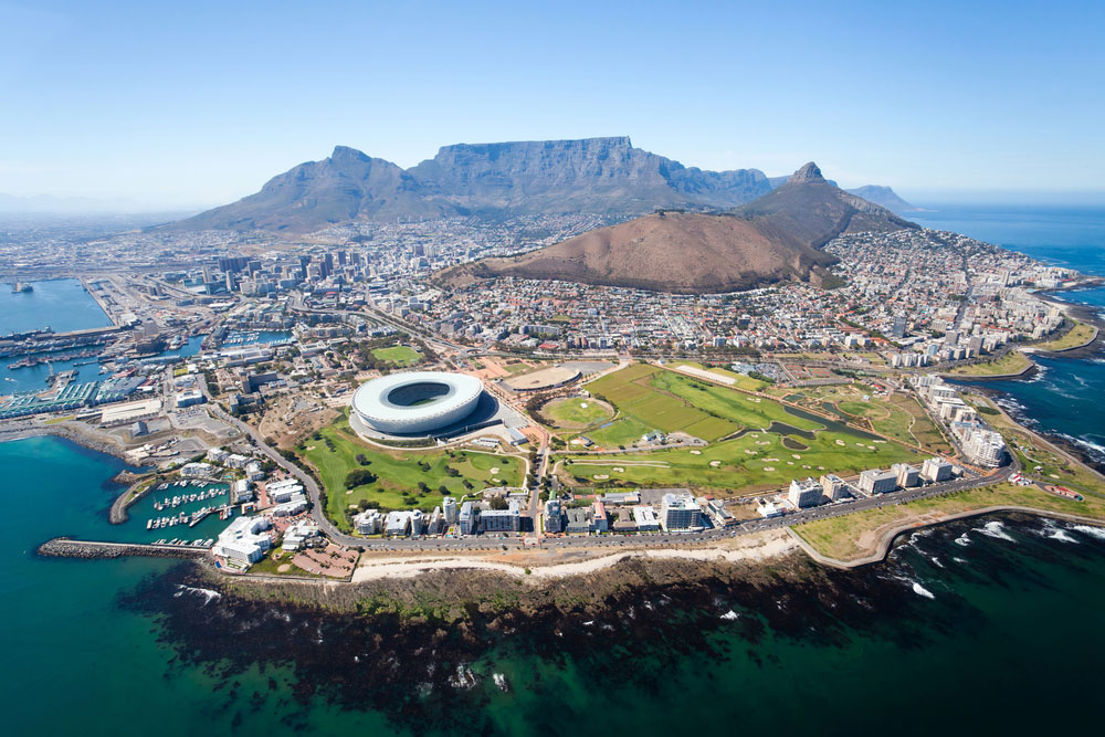 Rugby Touring Destinations: South Africa