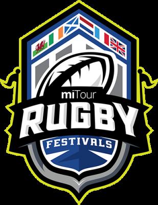 miTour Rugby Festival Logo