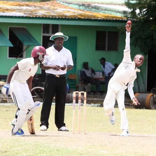 antigua cricket tour match