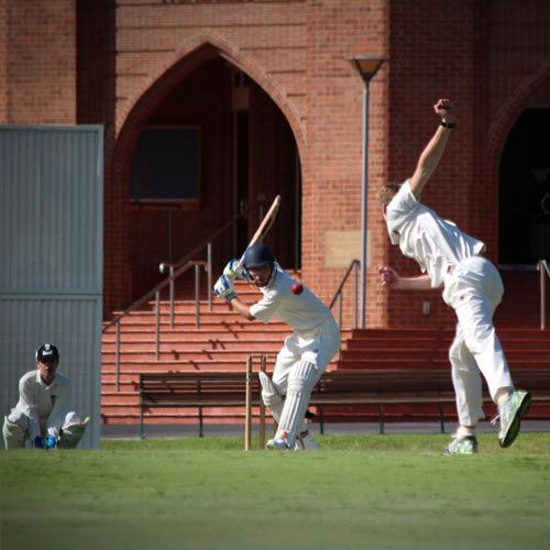 cricket match australia
