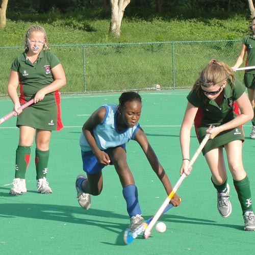 barbados hockey tour