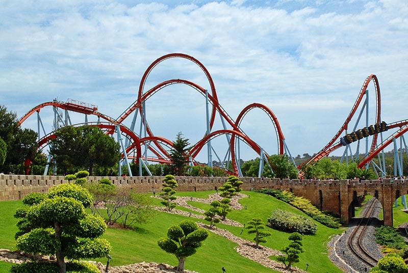 barcelona themepark