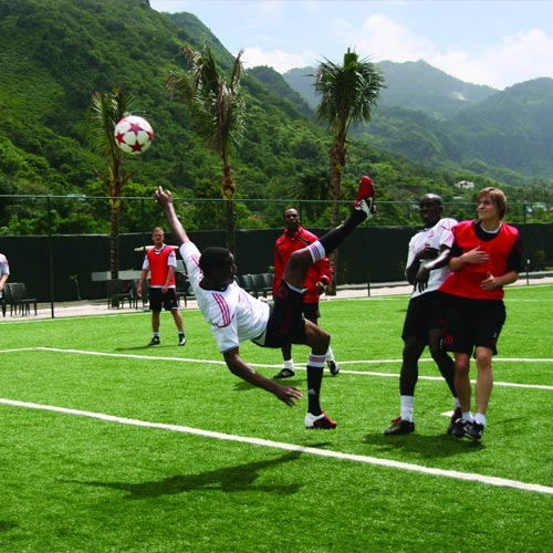 football tours to the caribbean