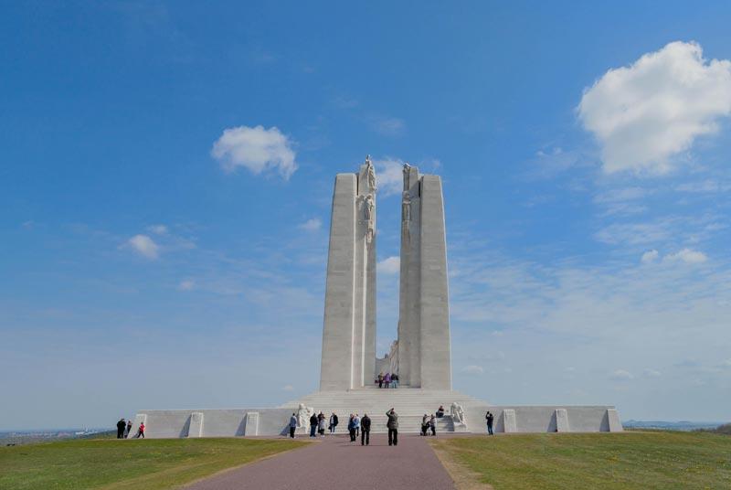france war memorial