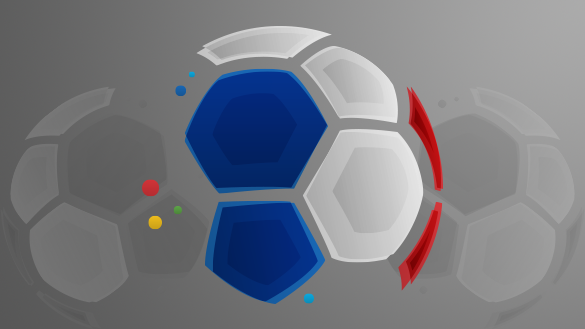 French Football Festivals Logo