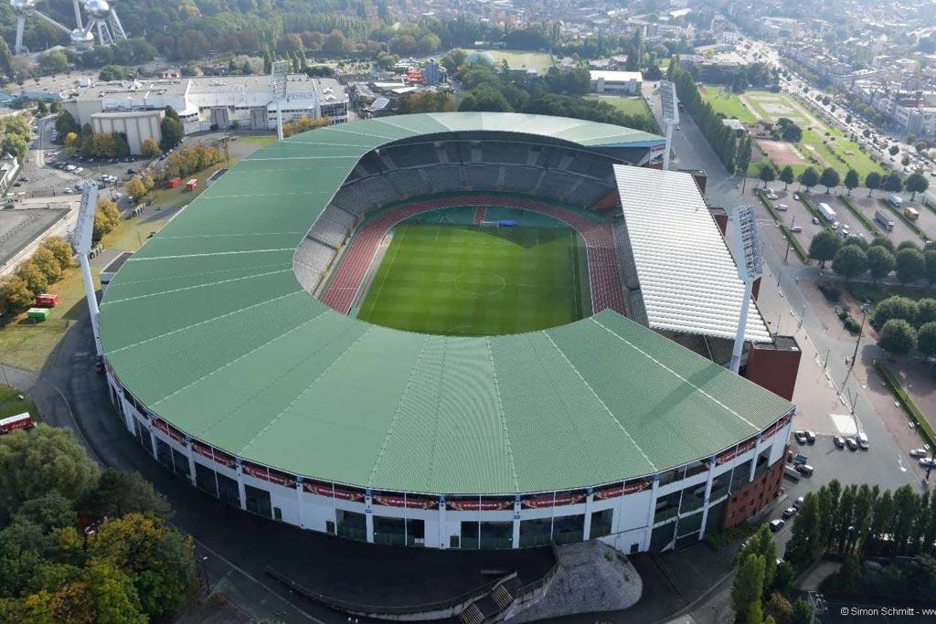 king baudouin stadium balgium