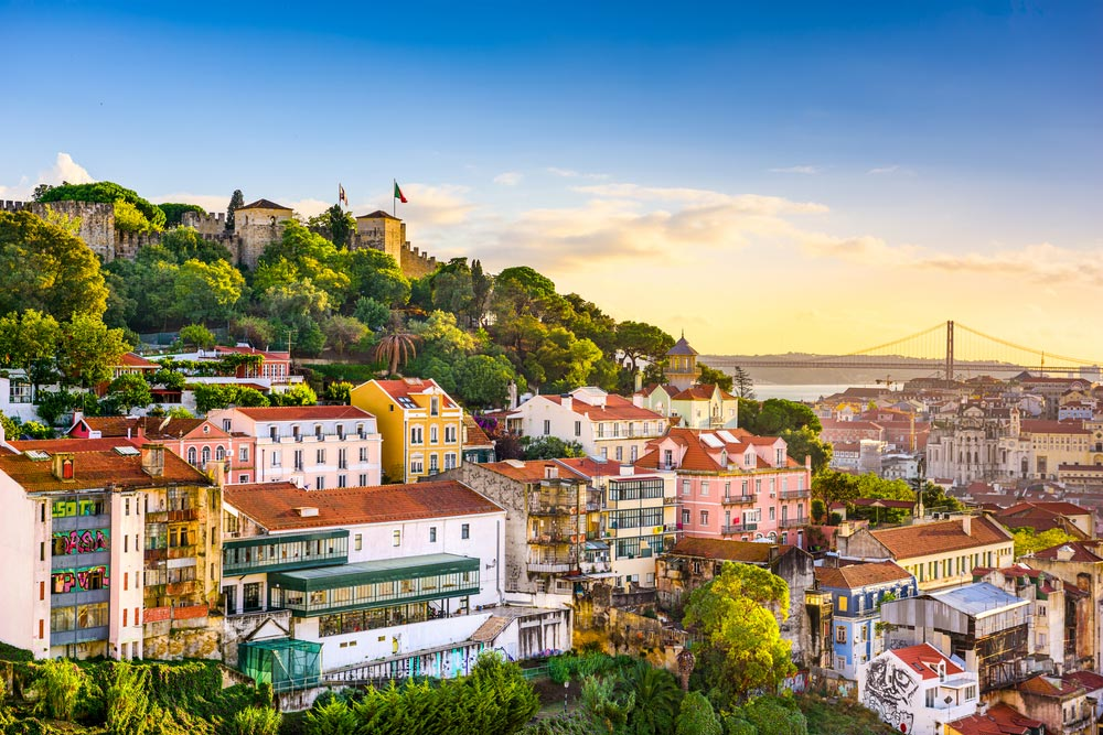 Lisbon Hillside Accommodation