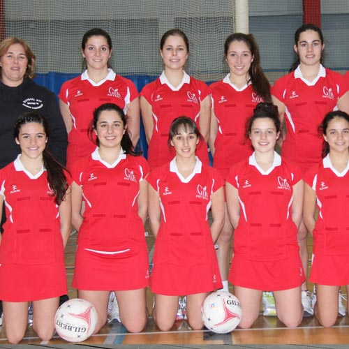 netball tour to malta