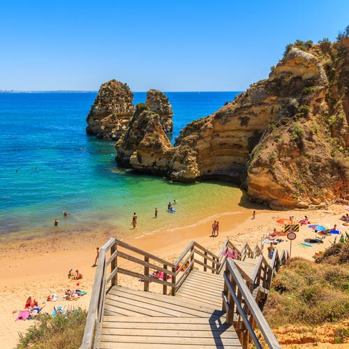 beach in portugal