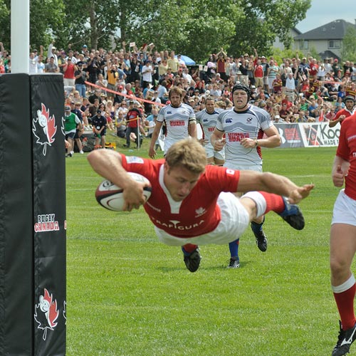 rugby tours to canada