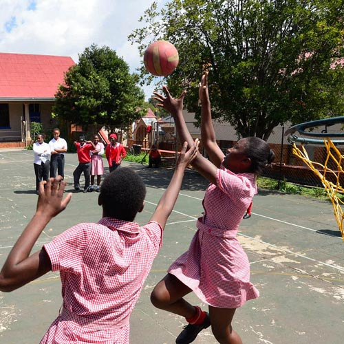 netball in south africa
