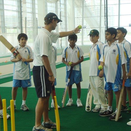 wellington cricket school