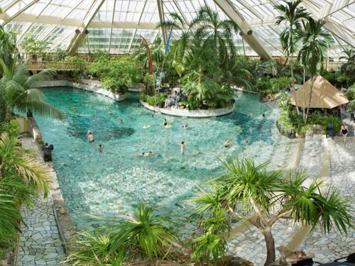 Center Parcs Indoor Pool