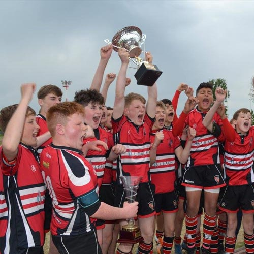 Lille Rugby Festival Winners