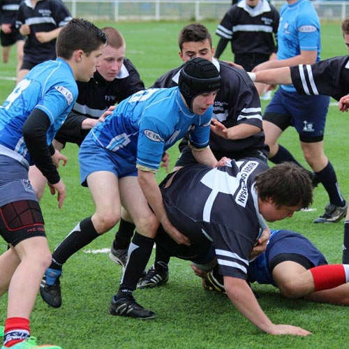Provins Rugby Action