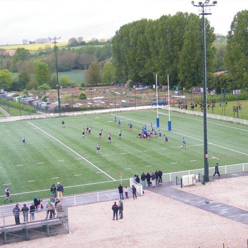 Provins Rugby Tour Match