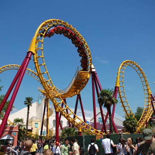 Roller Coaster Walibi World