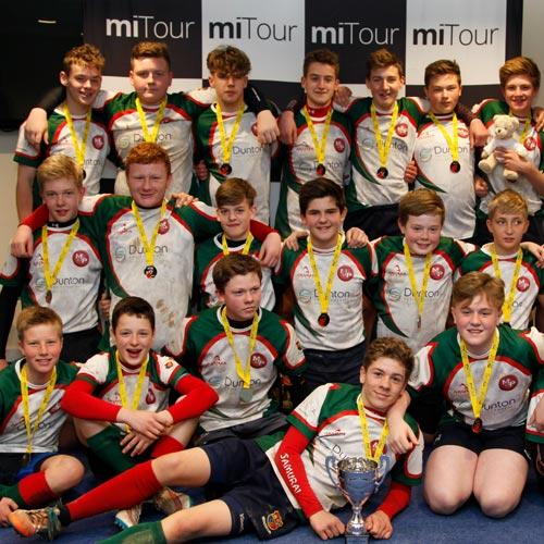 rugby festival winners
