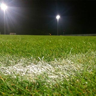 Brunel football pitch