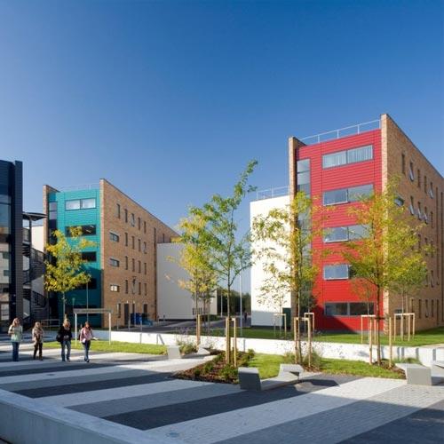 Brunel University Halls