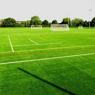 Brunel University playing fields