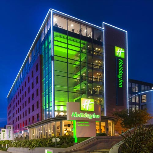 Holiday inn - accomodation for sports tours