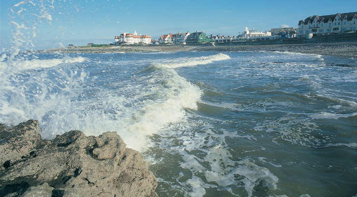 Porthcawl Bay